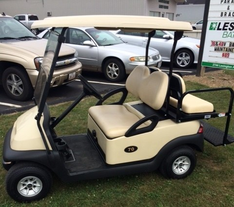 2010 Club Car Precedent - Electric For Sale | Lesch Battery