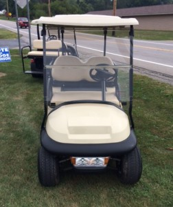 2010 Club Car Precedent - Electric